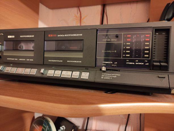 Магнитофон НОТА 220.С-1