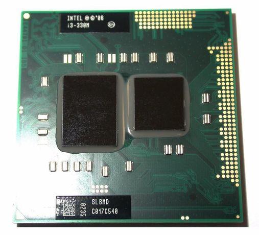 Procesor Laptop Intel Core i3-330M 3M Cache 2.13 GHz (SLBMD)