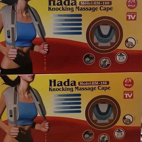 Продам ударный массажёр Hada