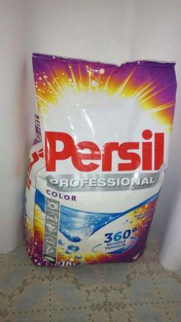 Персил 10кг 25лв прах за пране за цветни и бели дрехи