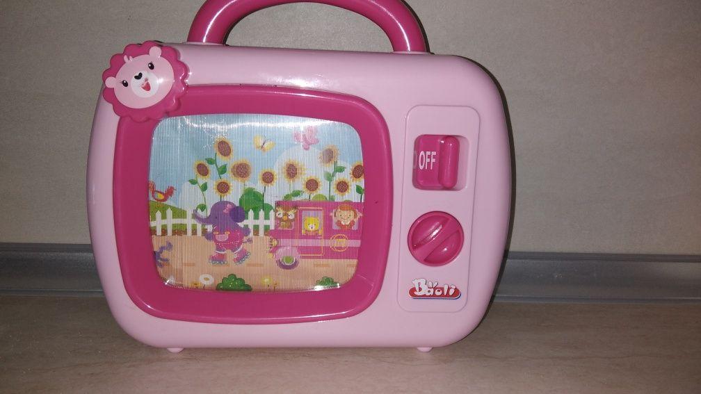 Детски музикален телевизор