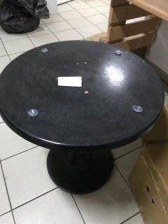 столик круглый, декоративный