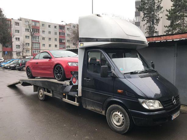 Tractari Auto Cluj Floresti si in tara