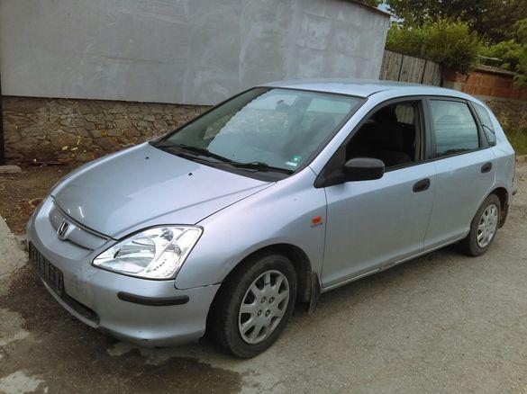 Хонда Сивик 7 2003г.на части