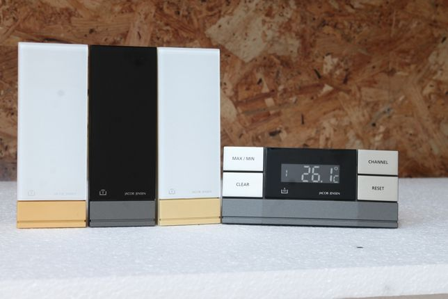 Statie temperatura+3 senzori wireless.