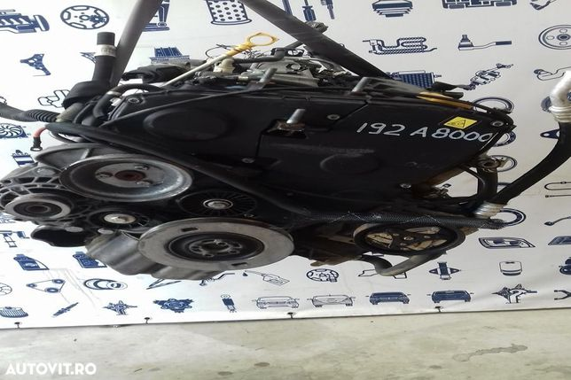 MOTOR FIAT STILO 1.9D TIP-192A8000
