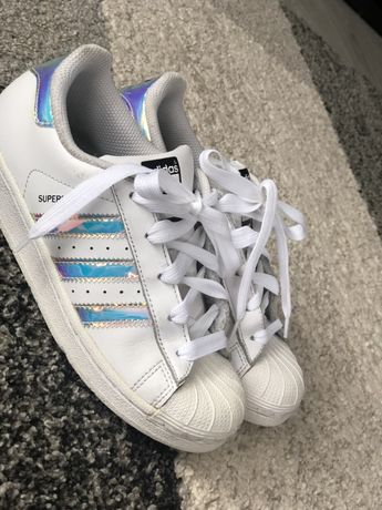 Adidas AllStar, marime 34( UK2) piele