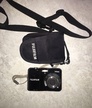 Фотоаппарат на батарейках fujifilm