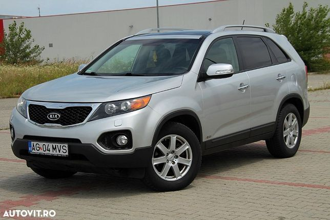 Kia Sorento Unic proprietar, masina foarte intretinuta, se ofera fiscal pe loc.