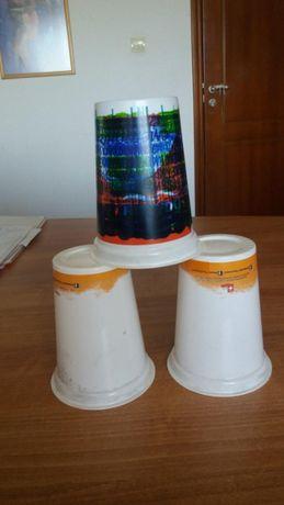 Неизползвани кофички за разсад (300-500мл)