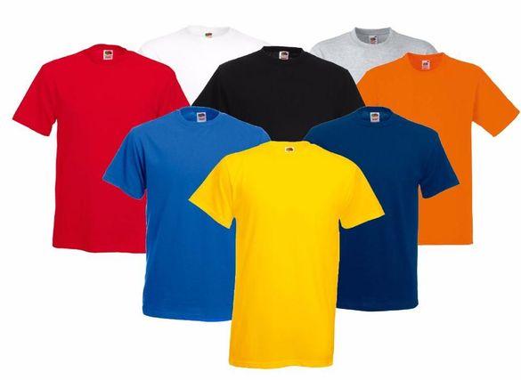 рекламни тениски / тениски / работно облекло / тениски на едро