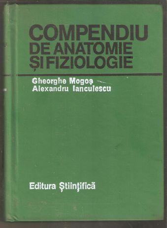 Compendiu de anatomie si fiziologie-Gheorghe Mogos