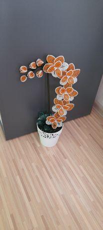 Орхидеи от мъниста