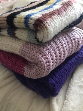 Zara, Hm pulovere groase