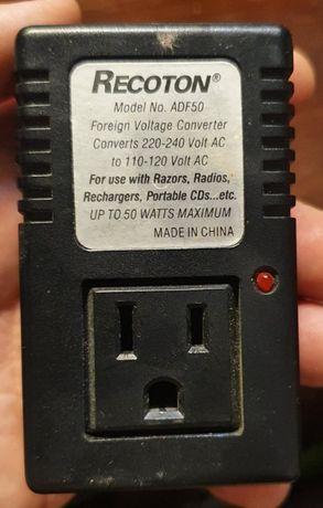 Transformator convertor de la 220-240 Volt AC la 110-120 Volt AC