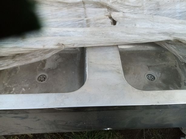 Мойка  стол нержавеющий материал