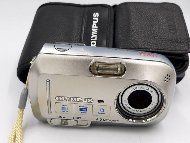 Camera Foto Vintage Olympus C470ZOOM ANII 90 de colectie