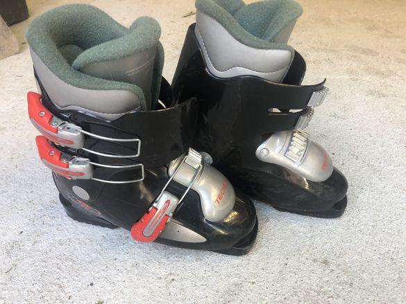 детски ски обувки 35