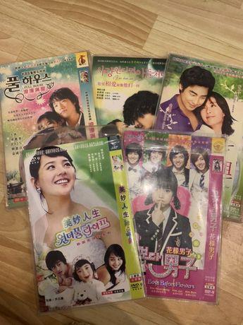 Корейские сериалы диск