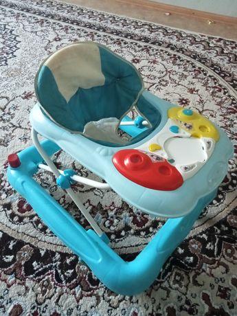 Отдам детский ходунок