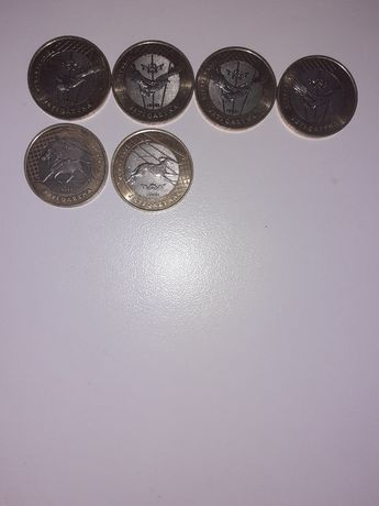 Монета 100 тг. Коллекционные