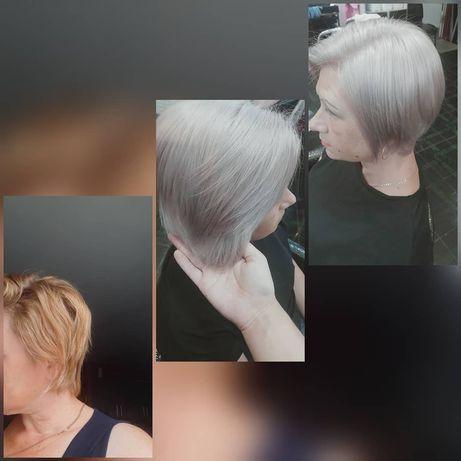 Окрашивание волос, Ботокс лечение, завивка химия Волос