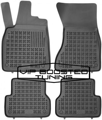 Covorase 3D dedicate tavita cauciuc AUDI A6 C7 4G SEDAN 2011+ presuri