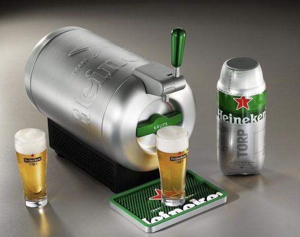 Нов атомат за бира Krups