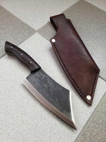 Кухненски сатър ръчно изработен от KD handmade knives ловни ножове
