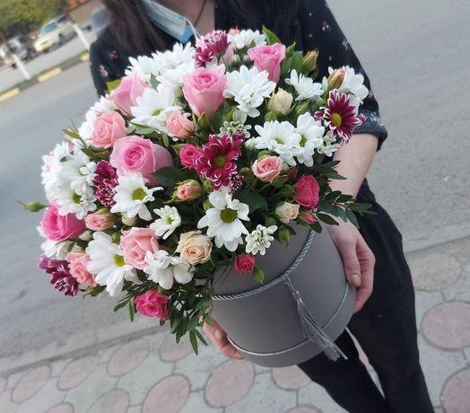 Цветы, Доставка роз быстро качественно