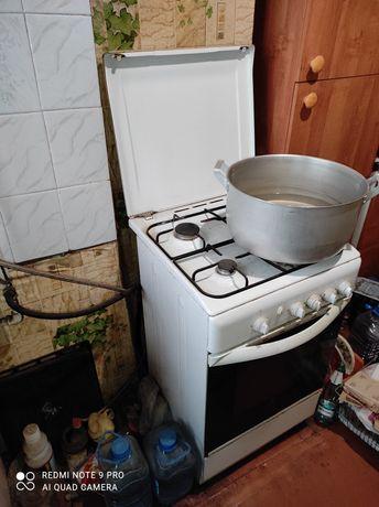 Газовая плита с духовкой