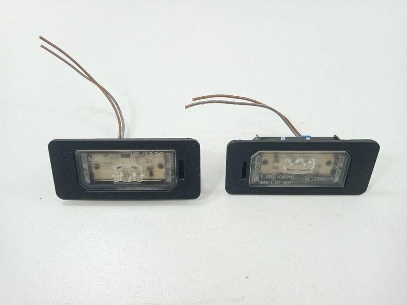 Оригинални лед плафони за номер БМВ LED е90 е87 х3 ф25 и много други гр. Долна баня - image 1
