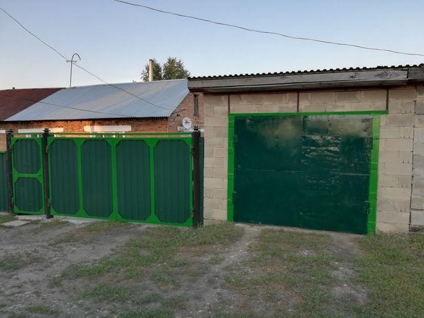 Продам дом в с.Бобровка