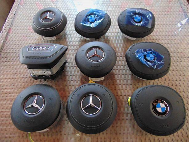 Mercedes Benz airbag volan pasager cortina genunchi W222 W221 W213