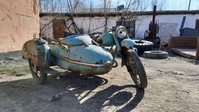 Продам мотоцикл иж