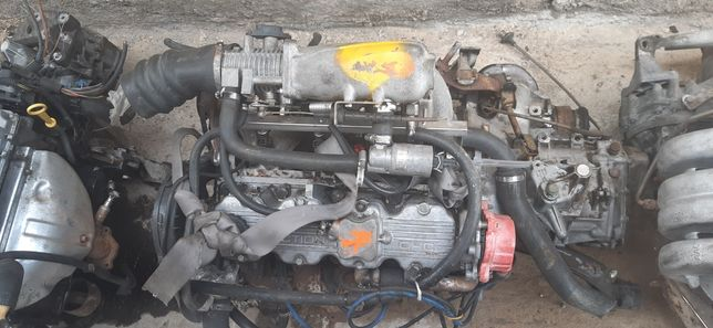 Двигатель на Опель Вектра 1.6, 2.0 2.5, Вектра Б 1.6, 2.0