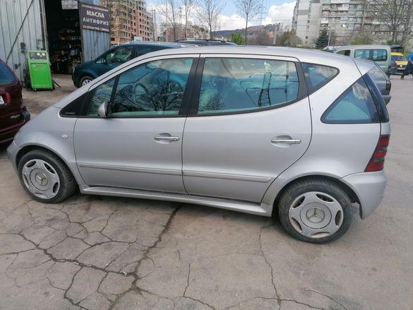 Mercedes A160 НА ЧАСТИ