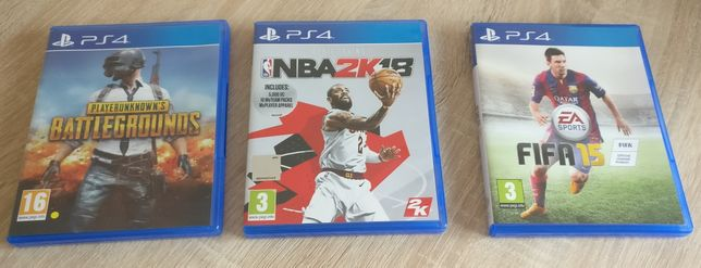PS4 jocuri pubg, nba2k18