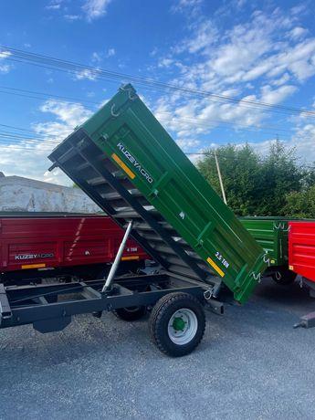 Remorca agricola 4 tone