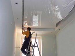 Акция! Натяжные потолки самые качественные потолки!