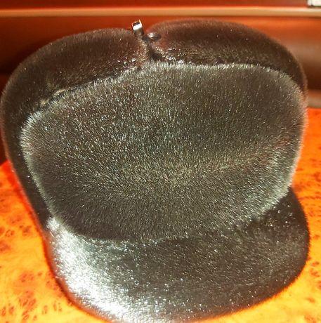 Срочно продам новую муж шапку из нерпы