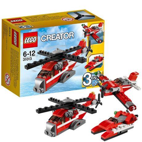 Лего 3 в 1 /LEGO Creator 31013: Red Thunder