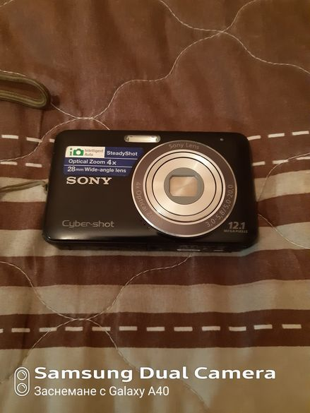 Фотоапарат Soni shot DSC-W310