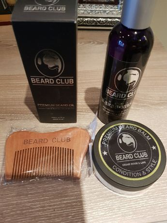 Комплекти подръжка за брада