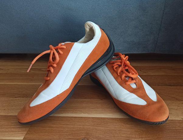 Pantofi Pirelli,  noi, piele, mar 43-44