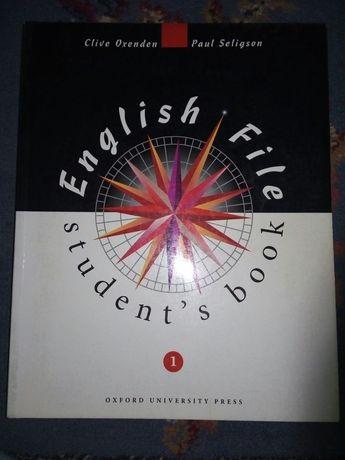 Учебники по английскому языку English File