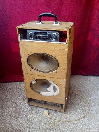 Авто Радио - касетофон - Ръчна изработка - Само Лично Перник
