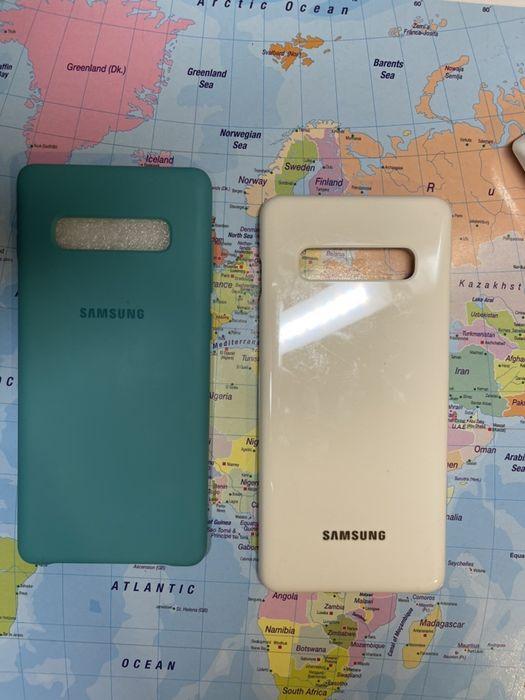 Huse originale Samsung s10+ Fagaras - imagine 1