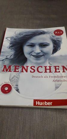 Учебници по английски език за 8 клас.Тетрадка по немски език.