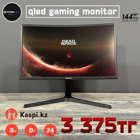 Монито Samsung qled gaming monitor